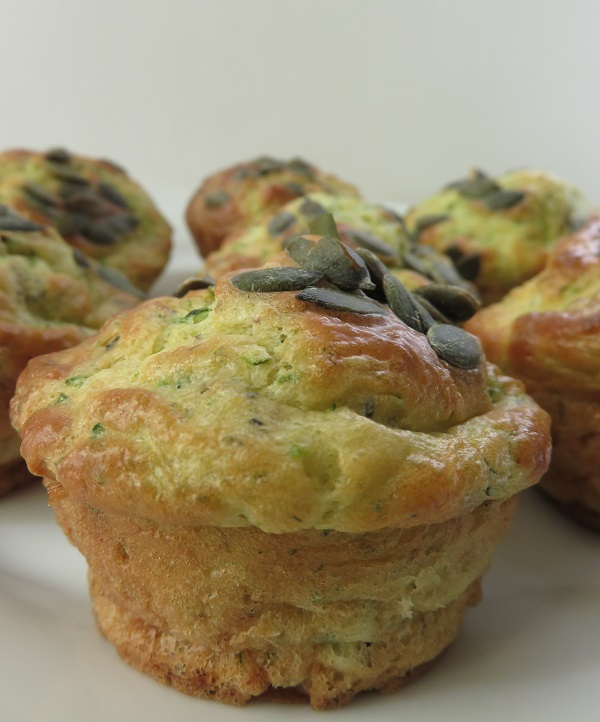 5.Muffins courgettes thym VQR