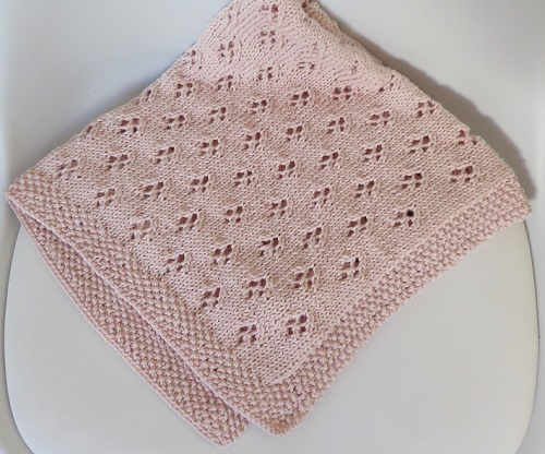7.Baby blanket II