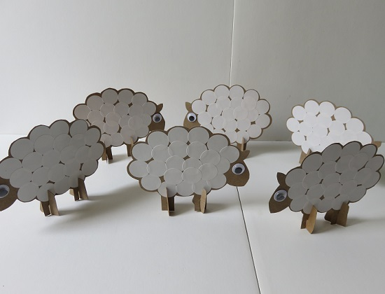 10.Des moutons dans la déco