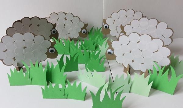 17.Des moutons dans la déco