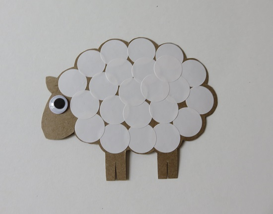 5.Des moutons dans la déco