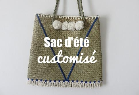 00.sac d'été customisé