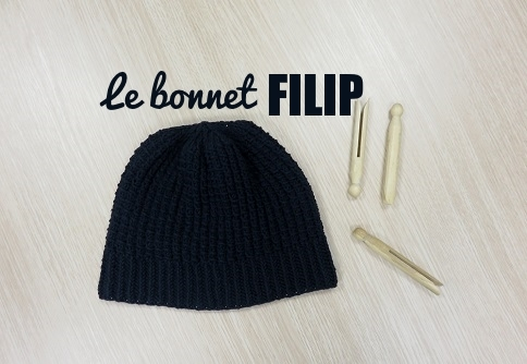 A bonnet FILIP