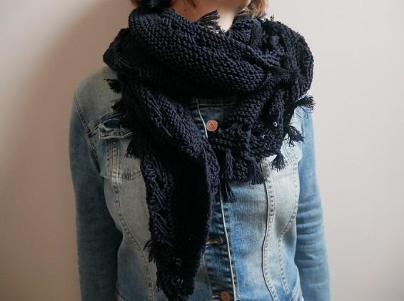 14.hipster shawl