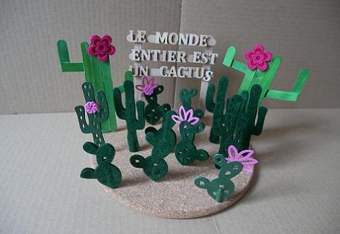 A. cactus