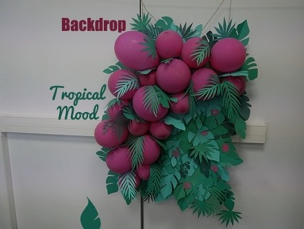 E.Pink-tropical
