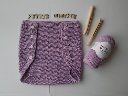 5.culotte tricotée