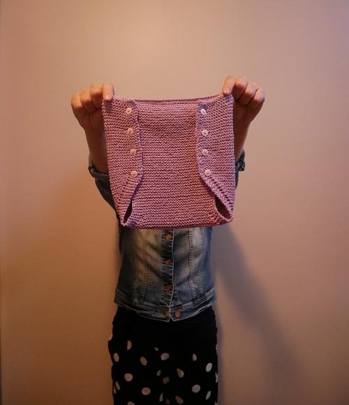 9.culotte tricotée