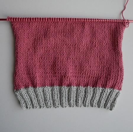 1.pantalon tricoté
