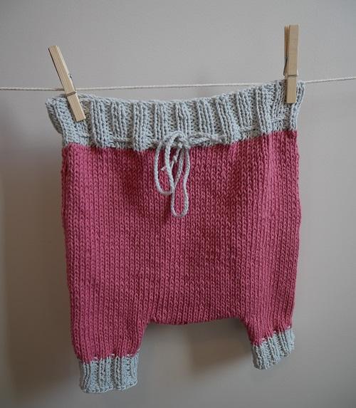 10.pantalon tricoté