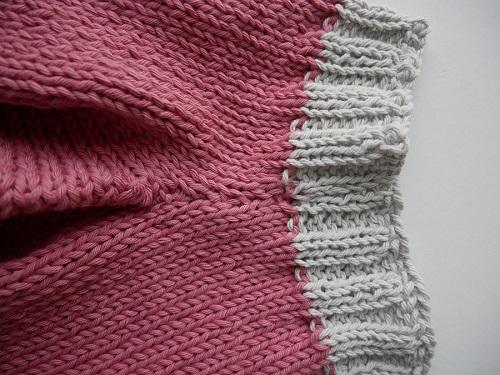 7.pantalon tricoté