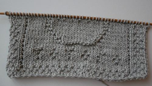 1. DIY knitting totoro craft