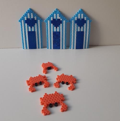 5. DIY sumer perles hama