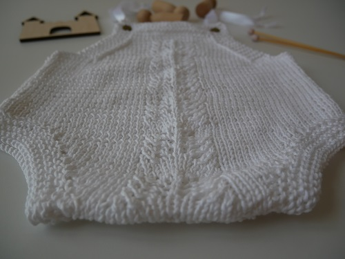 9.tricot combi ete baby girl