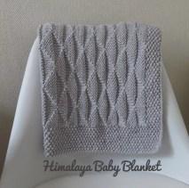 baby blanket Himalya