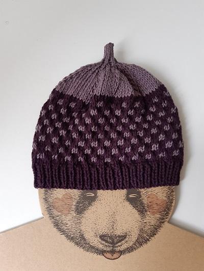 Tuto bonnet myrtille 3