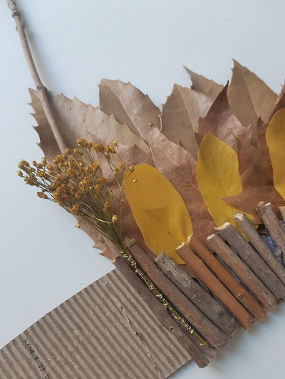 couronne automne diy 11
