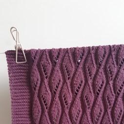 coverture tricot PRIMAVERA 0