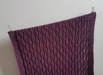coverture tricot PRIMAVERA 4