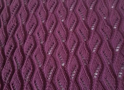 coverture tricot PRIMAVERA 8