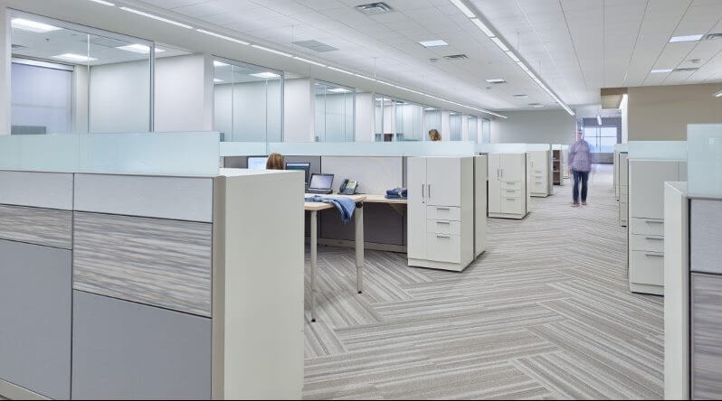 Office Cubicles Amp Workstations All Makes Office Equipment Co