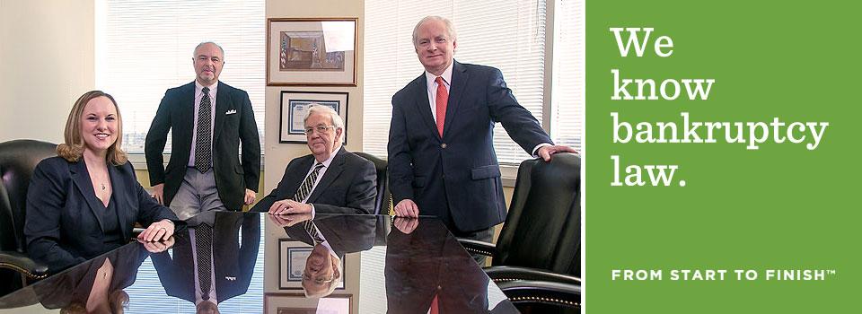 Allman Spry Bankruptcy Law Winston-Salem NC lawyers