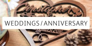 Weddings & Anniversaries