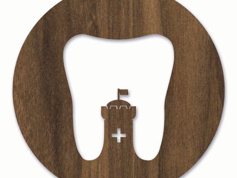 Dentist's Practice Plaque