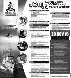 join navy as doctor