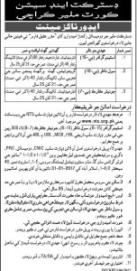 malir court jobs