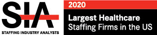 SIA Largest Healthcare Staffing Firms 2020