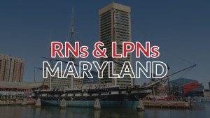 RN and LPN Jobs in Maryland