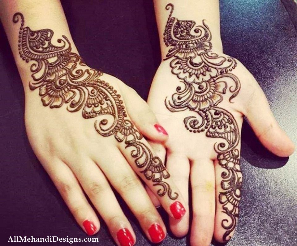 You can save your favorite mehndi designs on this front hand mehndi design easy offline unit for later use. 1000 Simple Mehndi Designs Easy Mehandi Images