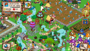Smurfs' Village Mod 1.54.0 Apk [Unlimited Gold] 1
