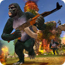 Apes Hunter – Jungle Survival Mod 1.1.3 Apk [Infinite Money]