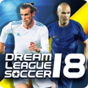 Dream League Soccer 2018 Mod 5.064 Apk [Unlimited Money]