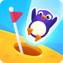 Golfmasters – Fun Golf Game Mod 1.1.1 Apk [Unlimited Coins]