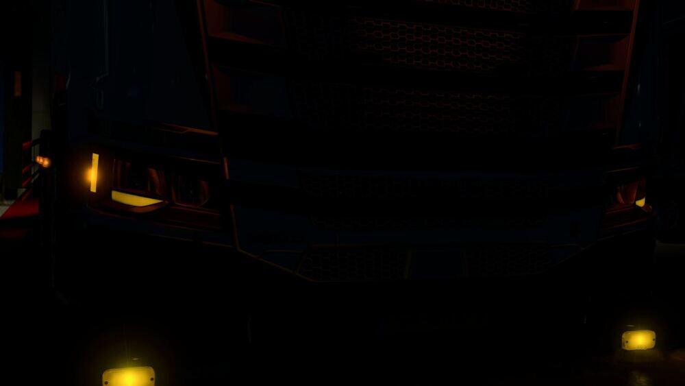 scania nextgen amber headlights v 1 2 1