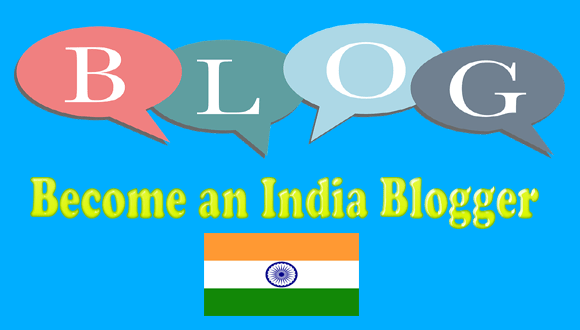 Online Jobs in India Become a blogger make money from blog