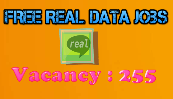 real data jobs free login demo and reviews hwor from home data entry jobs