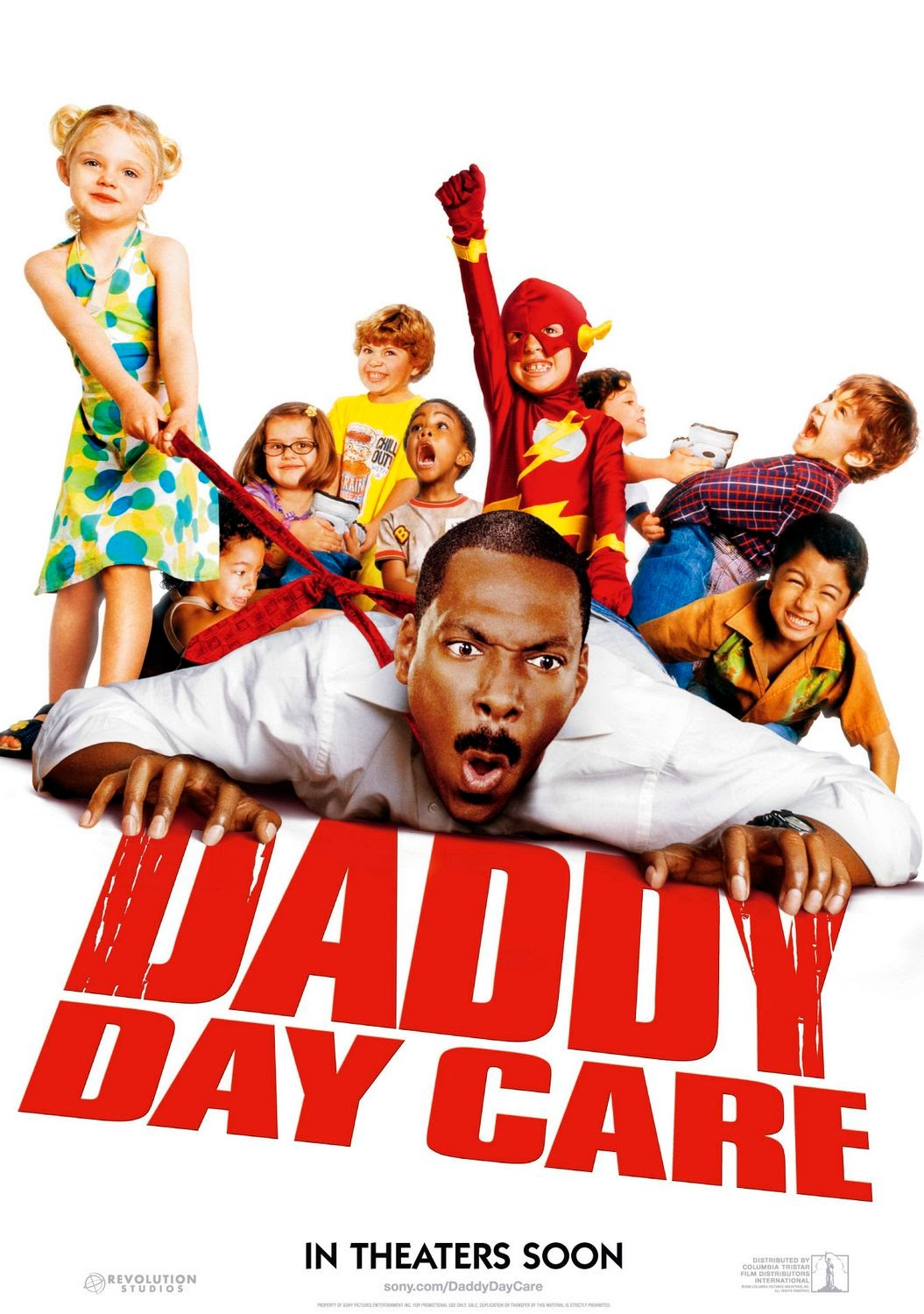 Daddy Day Care Issi Lasteaed