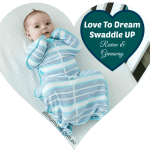 Love To Dream Swaddle UP Reviews + Giveaway