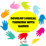 Develop Logical Thinking With Games