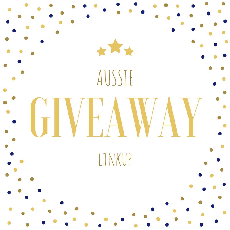 Aussie Giveaway Linkup March 2017
