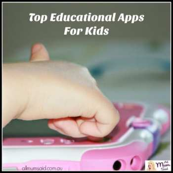 Top Educational Apps for Kids
