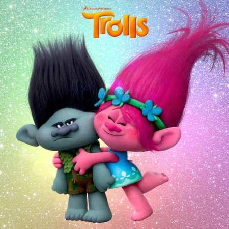 Dreamworks Trolls movie