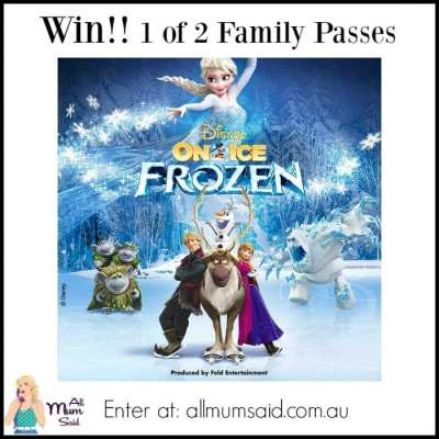 WIN Disney On Ice Newcastle tickets
