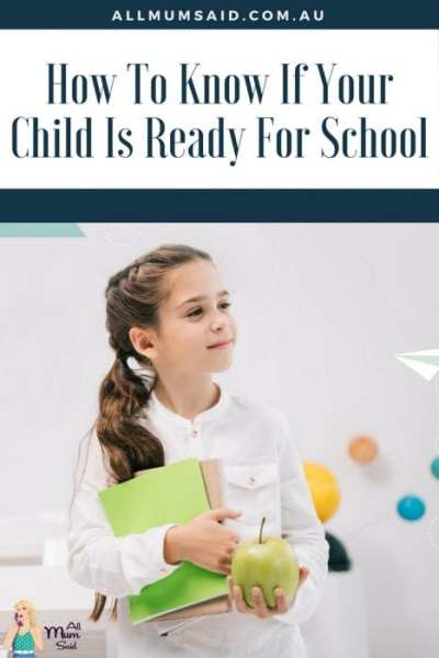 is my child ready for school? Pinterest