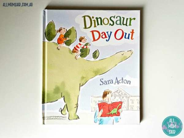 Dinosaur Day Out book