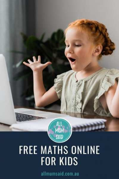 Numeracy, just like literacy, begins at home. Using fun maths online games can help children to relax and enjoy the concepts rather than fear them. CHECK OUT these free #maths online for #kids. #education #learning #mathgames